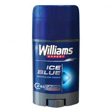 Imagen de DEODORANT STICK ICE BLUE WILLIAMS 75 ML